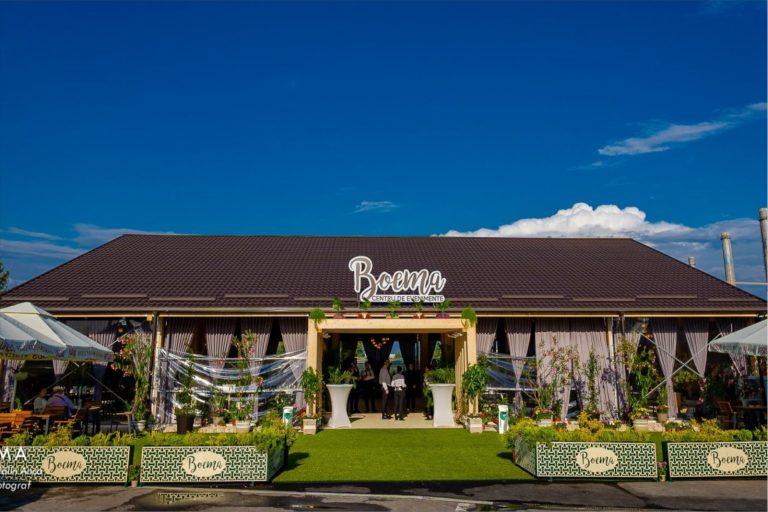 Noul Restaurant –  Grădina de Vară Boema